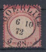 DR Minr.4 Plf.XXIVI Gestempelt - Deutschland