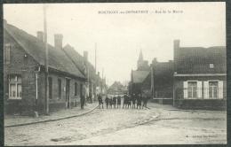 59 - Nord - Montigny-en-Ostrevent - Rue De La Mairie , TBE - Altri Comuni