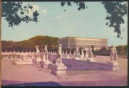 °°° 9869 - ROMA - FORO ITALICO - 1967 °°° - Estadios E Instalaciones Deportivas