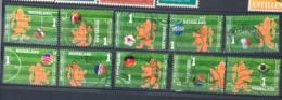 Netherlands Used 2014 FIFA Football World Cup - Brazil Soccer - Usados