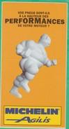 Automobile - Autocollant - Michelin Agilis - Bonhomme - Pubblicitari
