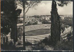 °°° 9870 - ROMA - STADIO OLIMPICO - 1962 °°° - Stadiums & Sporting Infrastructures