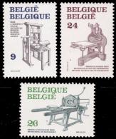 Belgium 2309/11**  Imprimerie  MNH - Belgique