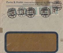 DR Brief Mef Minr.5x 329A Herne 1.12.23 - Deutschland