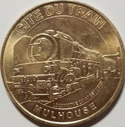 68 - Mulhouse Cité Du Train Mulhouse  2006 - Monnaie De Paris