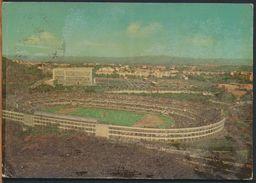 °°° 9878 - ROMA - STADIO DEI CENTOMILA - 1961 °°° - Stadien & Sportanlagen
