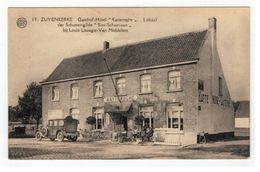 """19. ZUYENKERKE   Gasthof-Hôtel """"Katteroghe"""" Schuttersgilde.. - Zuienkerke"""