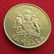 Malawi 50 Tambala 1994 Unc - Malawi