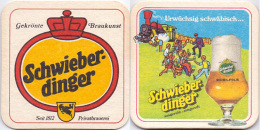 #D180-117 Viltje Schwieberdinger Lamm-Bräu - Sous-bocks