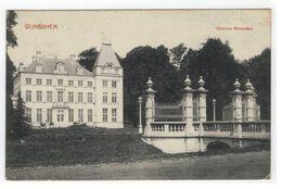 WIJNEGHEM. Chateau Belvedère 1912 - Wijnegem