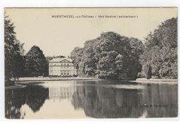 WUESTWEZEL - Le Château - Het Kasteel (achterkant) - Wuustwezel