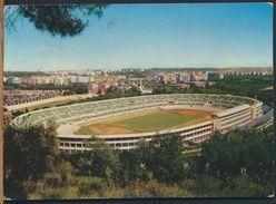 °°° 9880 - ROMA - STADIO OLIMPICO - 1962 °°° - Stadiums & Sporting Infrastructures