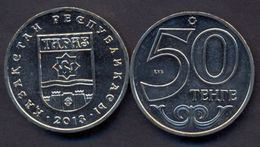 Kazakhstan 50 Tenge 2013 UNC < City TARAZ > Commemorative Coin - Kazakhstan