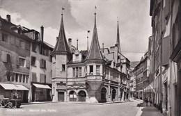 Neuchatel, Maison Des Halles (pk40862) - NE Neuchâtel
