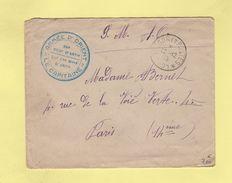 Armee D'Orient - Tresor Et Postes 501 - 1915 - 36e Regiment D Artillerie - WW I