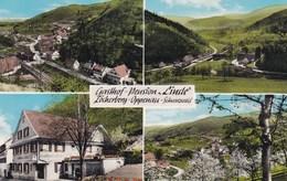 Gasthof Pension Linde, Löcherberg / Oppenau, Schwarzwald (pk40865) - Unclassified