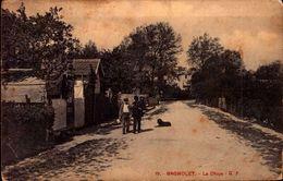 Seine St Denis - Bagnolet - La Dhuys - Bagnolet