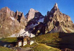 Baia Segantini - Trento - Gruppo Delle Pale - 61-93 - Formato Grande Viaggiata – E 3 - Trento