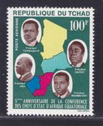 TCHAD AERIENS N°   16 ** MNH Neuf Sans Charnière, TB  (D2833) - Tchad (1960-...)