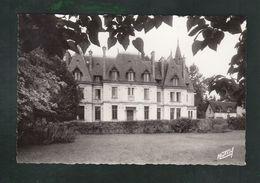 LLc - CP - 60 - Saint-Jean-aux-Monts  -  Château De La Brevière  -  Institut Hjalmar Branting - France