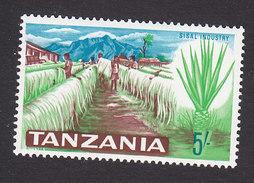Tanzania, Scott #16, Mint Hinged, Industry Of Tanzania, Issued 1965 - Tanzania (1964-...)