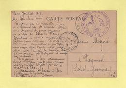 Armee D'Orient - Tresor Et Postes 502 - 1916 - Convoi Automobile - WW I