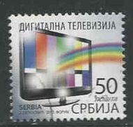 Servië, Yv 472 Jaar 2012, Gestempeld, Zie Scan - Serbia