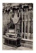 ROYAUME UNI . LONDON . CORONATION CHAIR, WESTMINSTER ABBEY - Réf. N°6469 - - Westminster Abbey