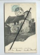 CPA - Couches Les Mines - Ancien Hôpital - Autres Communes