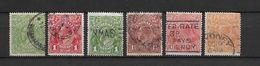 LOTE 1527 /// (C036) AUSTRALIA - 1913-36 George V : Heads