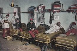 CPA Infanterie - Une Chambrée - Armée Francaise - 1909 (31909) - Guerre 1914-18