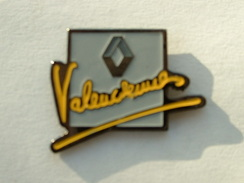 PIN'S RENAULT VALENCIENNE - Renault