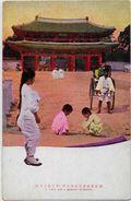 CPA Corée Asie Koréa Type Non Circulé - Corée Du Sud
