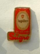 PIN'S BIERE JUPILER - SUGRO - Beer