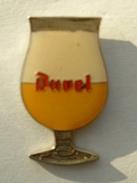 PIN'S BIERE DUVEL - LE VERRE - Beer