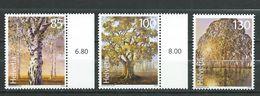Switzerland/Suisse/Helvetia. 2009 Trees - Self Adhesive. MNH - Schweiz