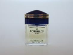 Boucheron Homme - Miniatures Modernes (à Partir De 1961)