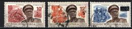 CONGO - 1966 - PRESIDENTE DESIRE' MOBUTU - USATI - République Démocratique Du Congo (1964-71)