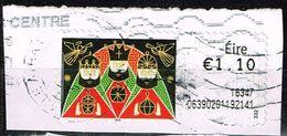 Irland - ATM 2016, Michel# 82 O - Vignettes D'affranchissement (Frama)