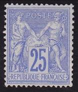 """""""Sage II"""" N° 78 Neuf * - Voir Verso & Descriptif - 1876-1898 Sage (Type II)"""