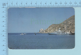Mexico - Tranquility And Beauty In The Sea Of Cortez , Cover Cabo San Lucas1988 - Mexique