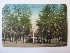 Romania-Lacu Sarat Used Postcard 1916 - Rumania