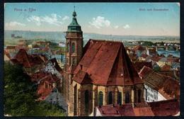 A9806 - Pirna - Blick Vom Sonnenstein - Feldpost 1915 - Brück & Sohn 15222 - Pirna