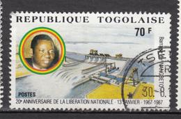 Togo, électricité, Electricity, Barrage, Dam, Eau, Water - Elektriciteit