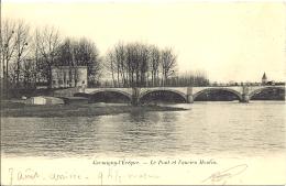 Germigny L'évêque, Le Pont Et L'ancien Moulin - Other Municipalities