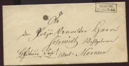 1861 LOBURG Bf N. Möckern - Germany