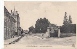 Publicité Colective : D88 - Neufchateau - Avenue De La Gare  : Achat Immédiat - Publicité