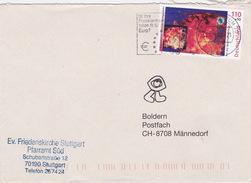 Brief Von Stuttgart (br2110) - [7] Federal Republic