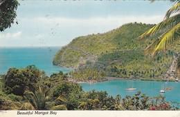 11271-SANTA LUCIA-MARIGOT BAY-FG - Cartoline