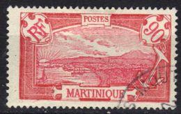 Martinique N° 124 - Martinica (1886-1947)